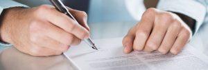 contrat de vente maison